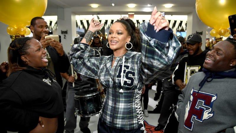 via Dimitrios Kambouris/Getty Images for FENTY PUMA by Rihanna