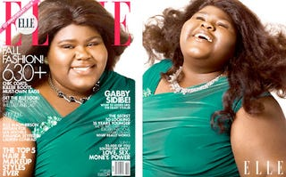 Illustration for article titled Gabby Sidibe's Elle Cover Is Another Reason Why Black Fashion Directors Are Necessary