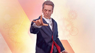 Illustration for article titled At Last, A 12th Doctor Figure That Isn't Awful