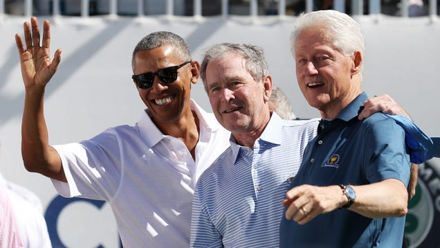 Obama, Bush, and Clinton Say They ll Get Covid-19 Vaccine—but They Won t Cut in Line