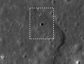 Illustration for article titled Newly Discovered Hole On Moon Leads To Network Of Tubes