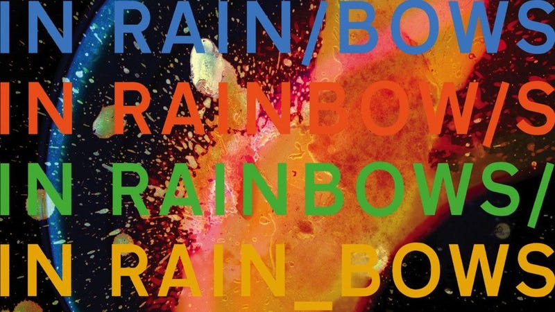 Illustration for article titled Radiohead: In Rainbows