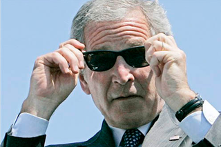 Illustration for article titled Was George W. Bush A Dalek?
