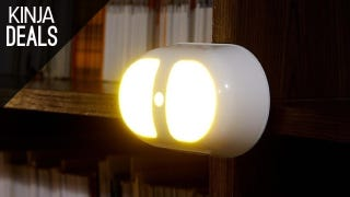 Stock Up and Save on Popular Motion-Sensing Night Lights