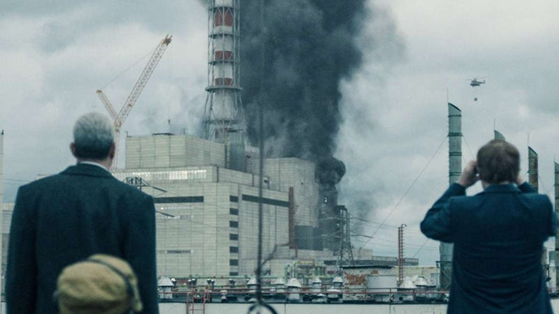 Russia Thinks It Can Make a Better Chernobyl Show (Filled With Conspiracy Theories)
