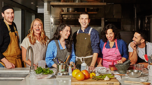 In a Summer Without Blockbusters, the Bon Appétit Test Kitchen Is the Shared Universe We Need