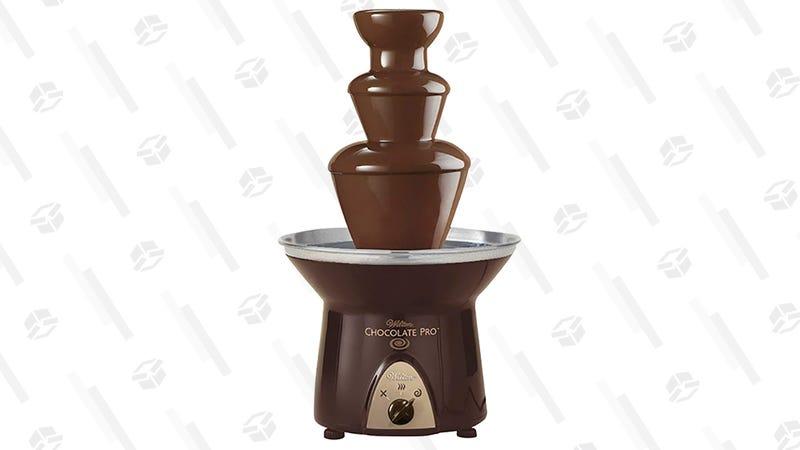 Wilton Chocolate Pro Chocolate Fountain | $60 | Amazon