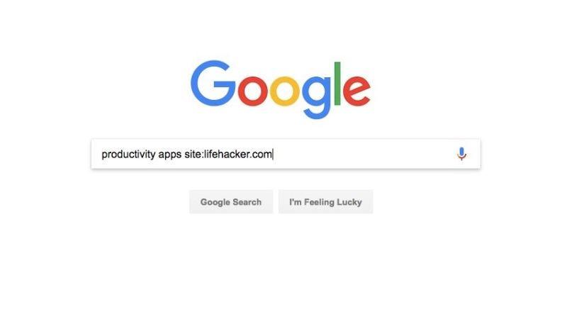Illustration for article titled Con estos pequeños trucos lograrás los mejores resultados en tus búsquedas de Google