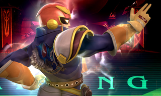 Captain Falcon Is Way Better With Space Jam