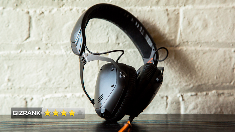 Illustration for article titled V-Moda Crossfade M-100 Review: Indestructible Headphones You'll Either Love or Hate