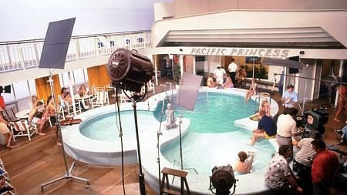 Neither critics nor production headaches could sink The Love Boat