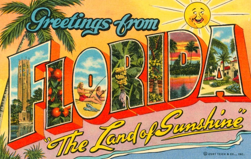 Illustration for article titled This Week in Time Capsules: Florida Sends a Taser to 2064