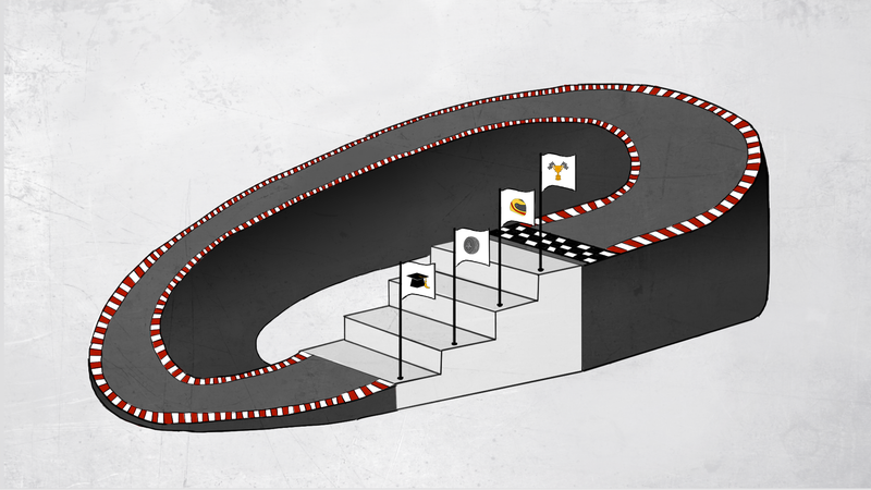 Illustration for article titled Here Is A Real, Semi-Accessible Way To Become a Race-Car Driver