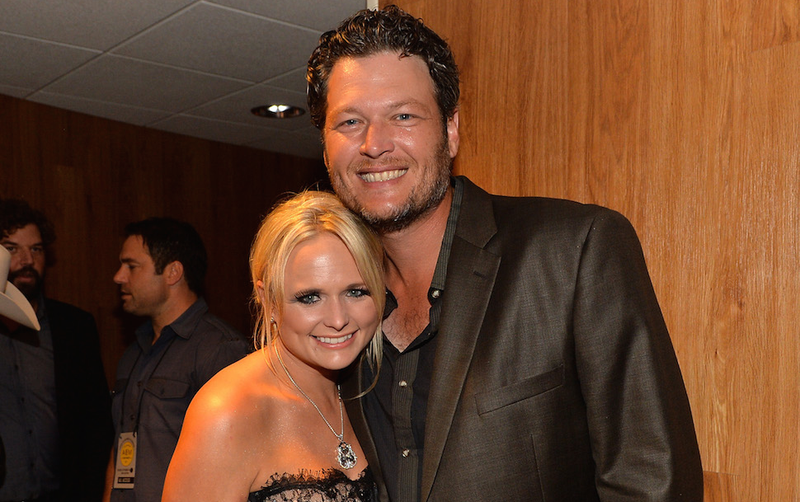 Illustration for article titled Love Is Dead: Blake Shelton and Miranda Lambert Are Getting Divorced