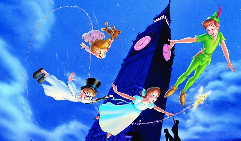 Illustration for article titled Por qué Peter Pan tiene unos derechos de autor que jamás terminarán