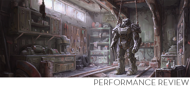 Illustration for article titled Fallout 4 PC Benchmarks: Post-Apocalyptic Performance