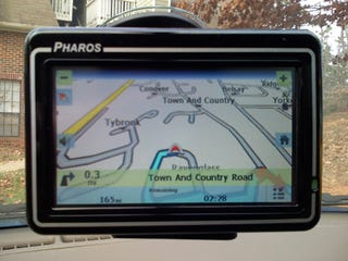 Illustration for article titled Lightning Round: Pharos Drive GPS 250