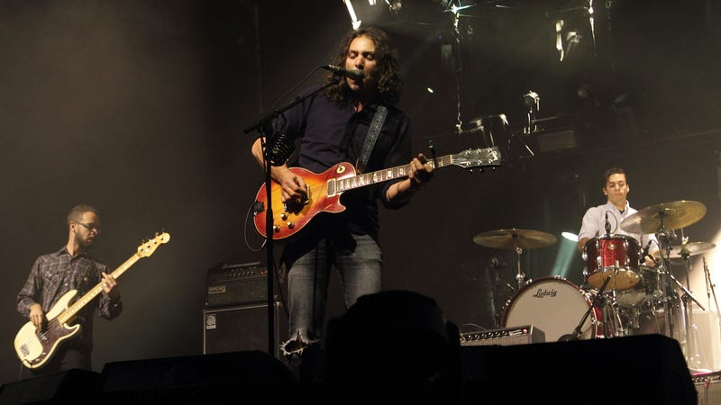 The War On Drugs plays the festival's Paris incarnation in 2014.