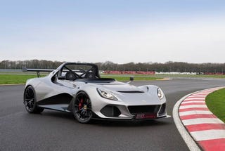 """Illustration for article titled Lotus 3-Eleven: """"Most powerful car to wear a Lotus badge"""""""