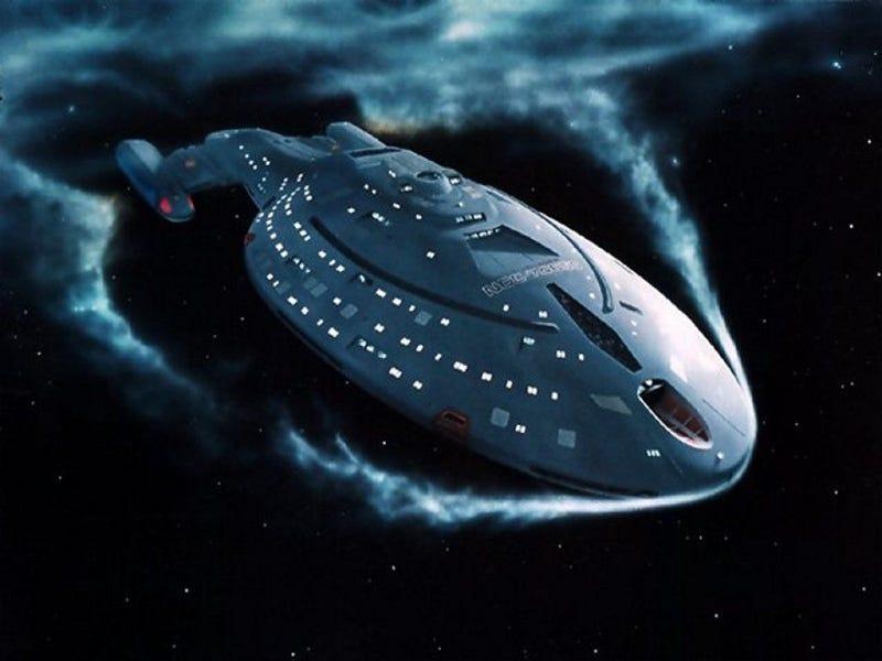 Star Trek Voyager Time Travel S