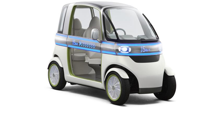 Illustration for article titled Daihatsu Pico EV