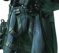 Illustration for article titled Does Solid Snake Have...A Solid Snake?