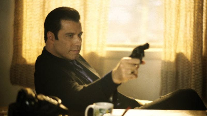 Illustration for article titled The John Gotti movie is back on, with Eric from Entourage directing John Travolta