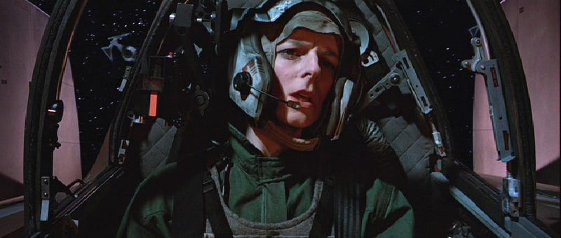 Illustration for article titled Wow, There Were Female Pilots Cut From Return of the Jedi