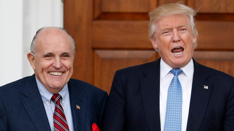 Illustration for article titled Donald Trump and Rudy Giuliani's Tips For Getting Your Ultimate Summer Body