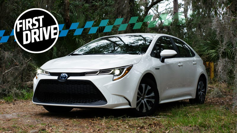 The 2020 Toyota Corolla Hybrid Has Killed Prius And Stands Atop Its Grave
