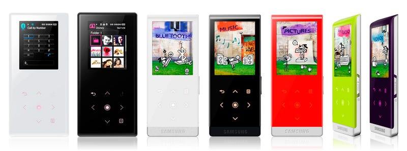 samsung yp t10. samsung\u0027s putting itself back in the game with these yp-s5 and yp-t10 digital audio players. joining other dap official at ifa, that yp-p2. samsung yp t10 -