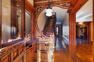 The landmarked brownstone in the Prospect-Lefferts Gardens neighborhood of Brooklyn, a New York City borough, where writer Ta-Nehisi Coates had been planning to liveCorcoran Group Real Estate