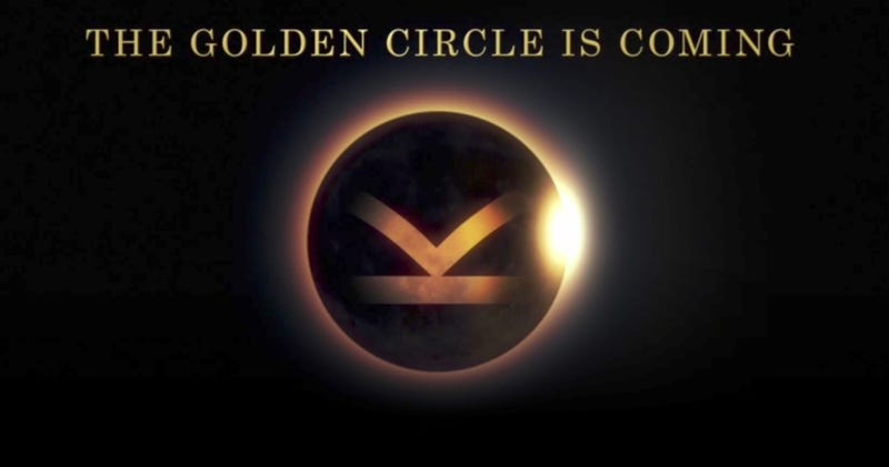 Kingsman: The Golden Circle Exploiting Solar Eclipse in Amusing Promotional Event