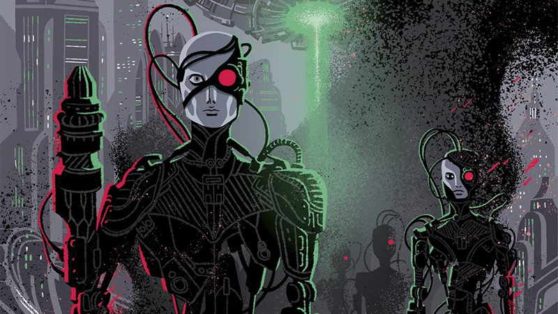 The New Star Trek Comic Will Have Borg Invade the Kelvin Timeline