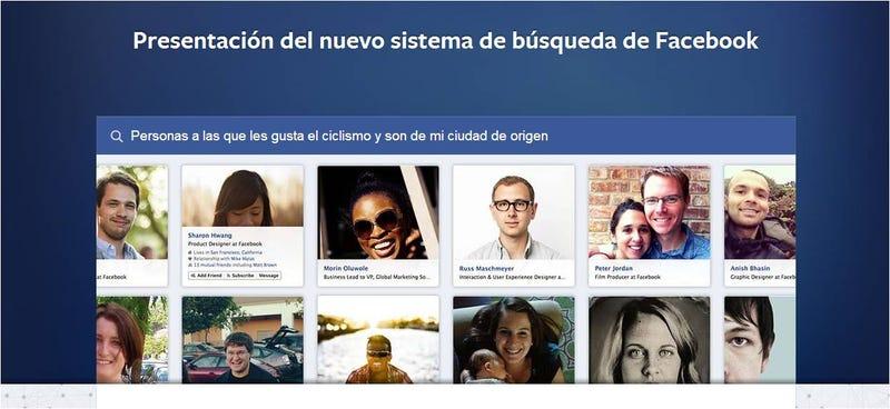 Illustration for article titled Pasos para revisar tu privacidad en Facebook antes de utilizar el nuevo buscador