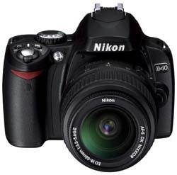 Illustration for article titled Nikon's New SLR Leaked, the D60