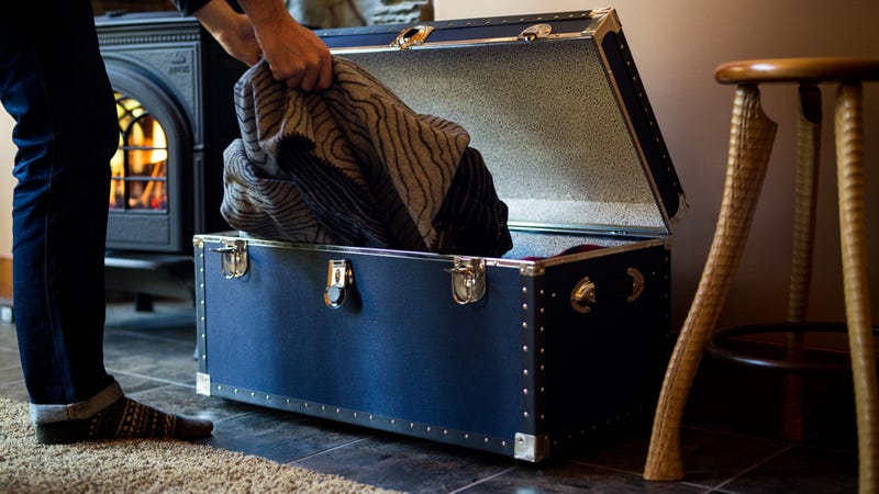 Illustration for article titled Take 15% Off These Versatile USA-Made Storage Trunks (From $110)