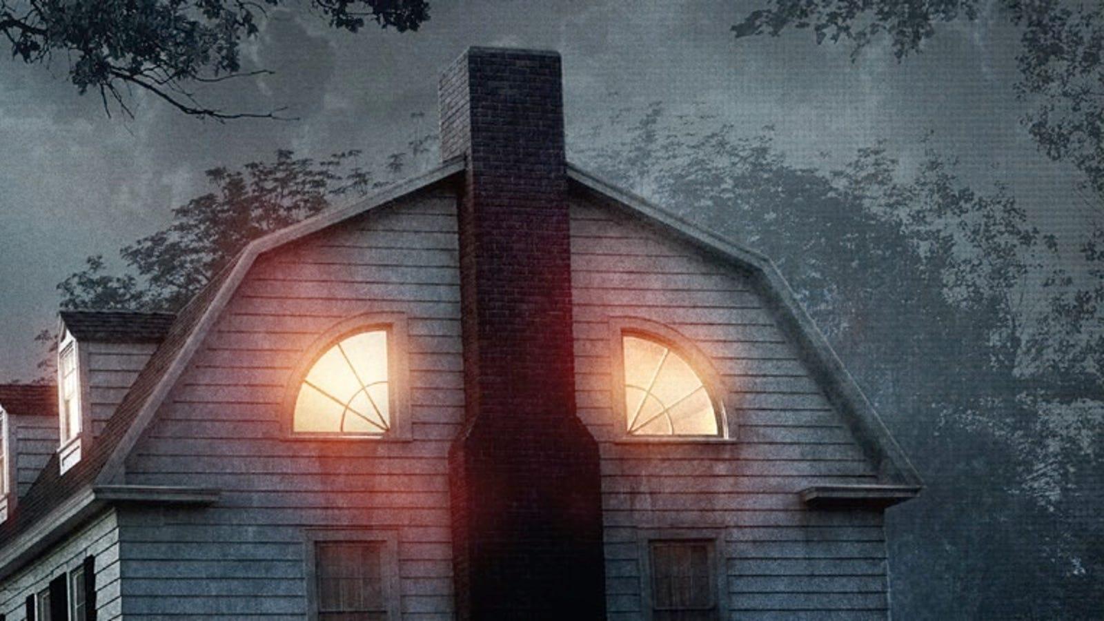 The New Amityville Horror Movie Poster Conveys Terror Via