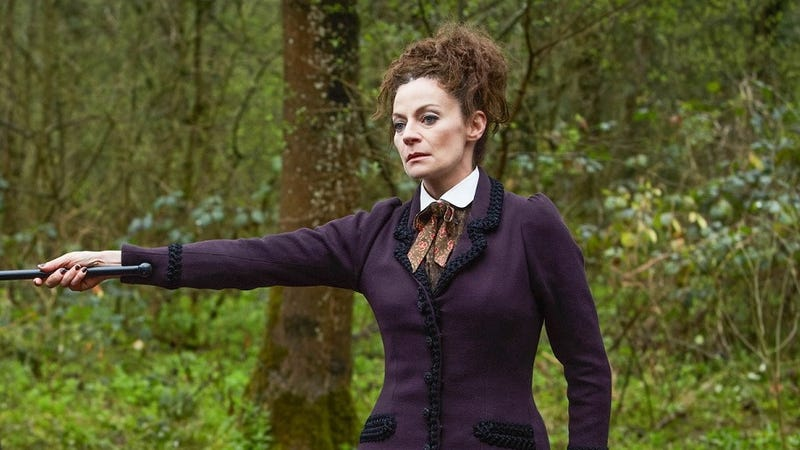 Hail Madam Satan Doctor Who S Missy Is Our New Villain On