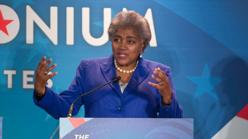 Donna Brazile at the Radisson Hotel on Feb. 5, 2016, in Manchester, N.H. (Scott Eisen/Getty Images)
