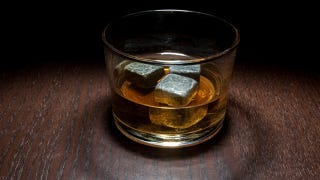 Illustration for article titled Whiskey Stones Chill Fine Beverages Without Diluting Them