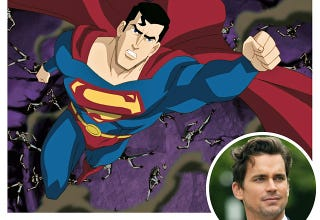 Illustration for article titled Superman: Unbound Promo Pictures