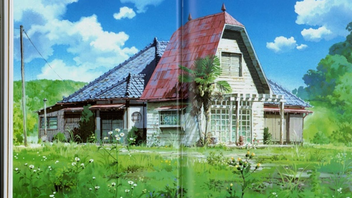 In Japan, You Can Visit the Totoro House  For Real