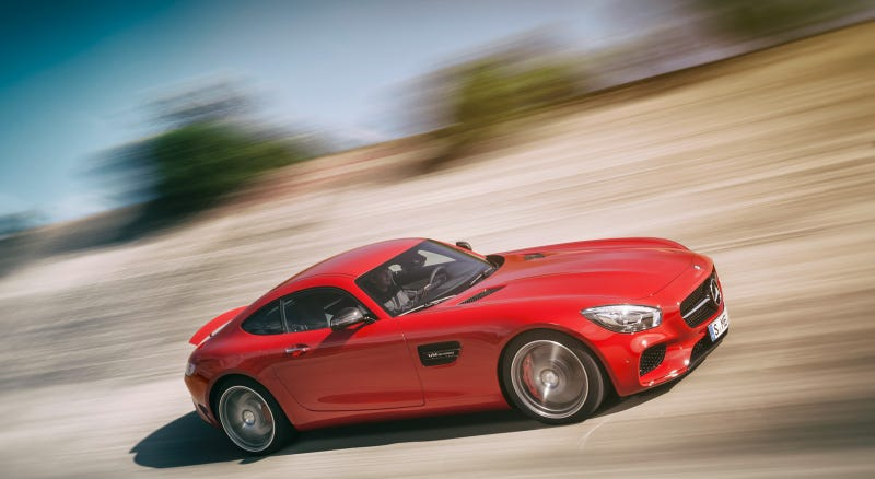 Illustration for article titled Maybe Your Cheap-Ass Self Can Afford A Mercedes AMG GT Now