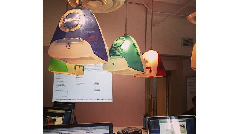 Bright Lights, Old iMacs