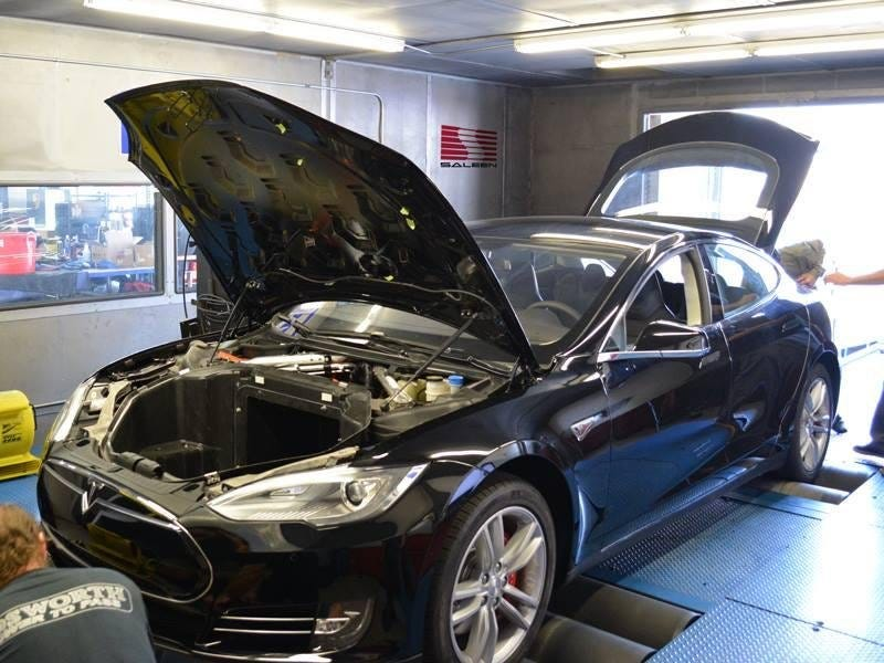 Illustration for article titled Ford CEO: We've Driven The Tesla Model S, Torn It Apart, And Put It Back Together