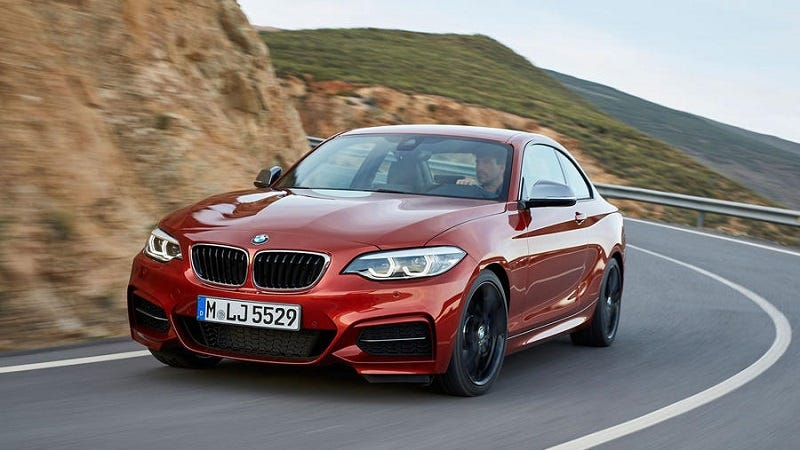 Illustration for article titled BMW's Subtle 2 Series Facelift Is A Nice Reminder Of Just How Handsome It Is