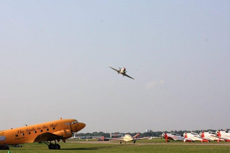 Illustration for article titled Jack Roush Plane Crash Series