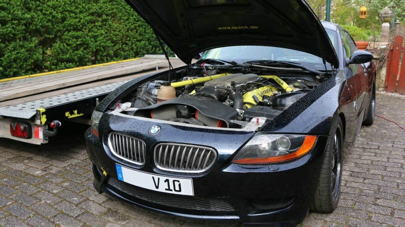 Photo Credit: the car's eBay listing