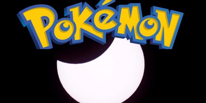 Illustration for article titled Esto es lo que pasa cuando preguntas a la gente si sabe distinguir términos de un eclipse de nombres de pokémon